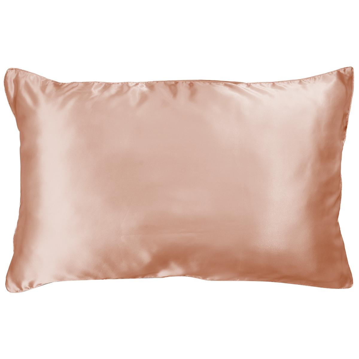 Ardor Silk Pillowcase Peach image 1