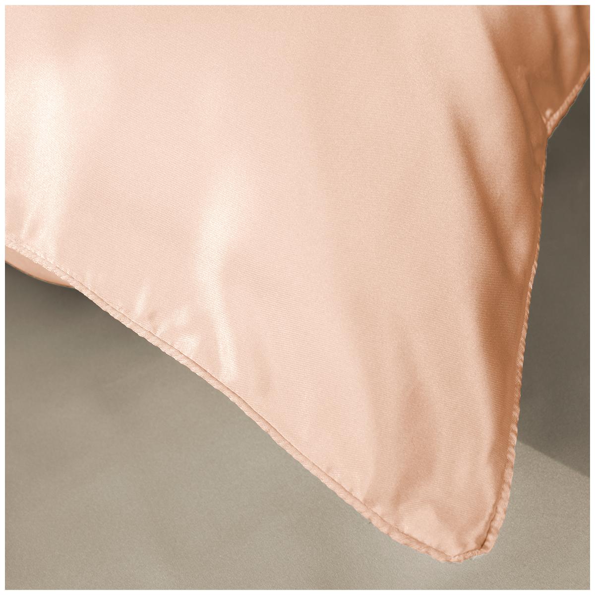 Ardor Silk Pillowcase Peach image 2