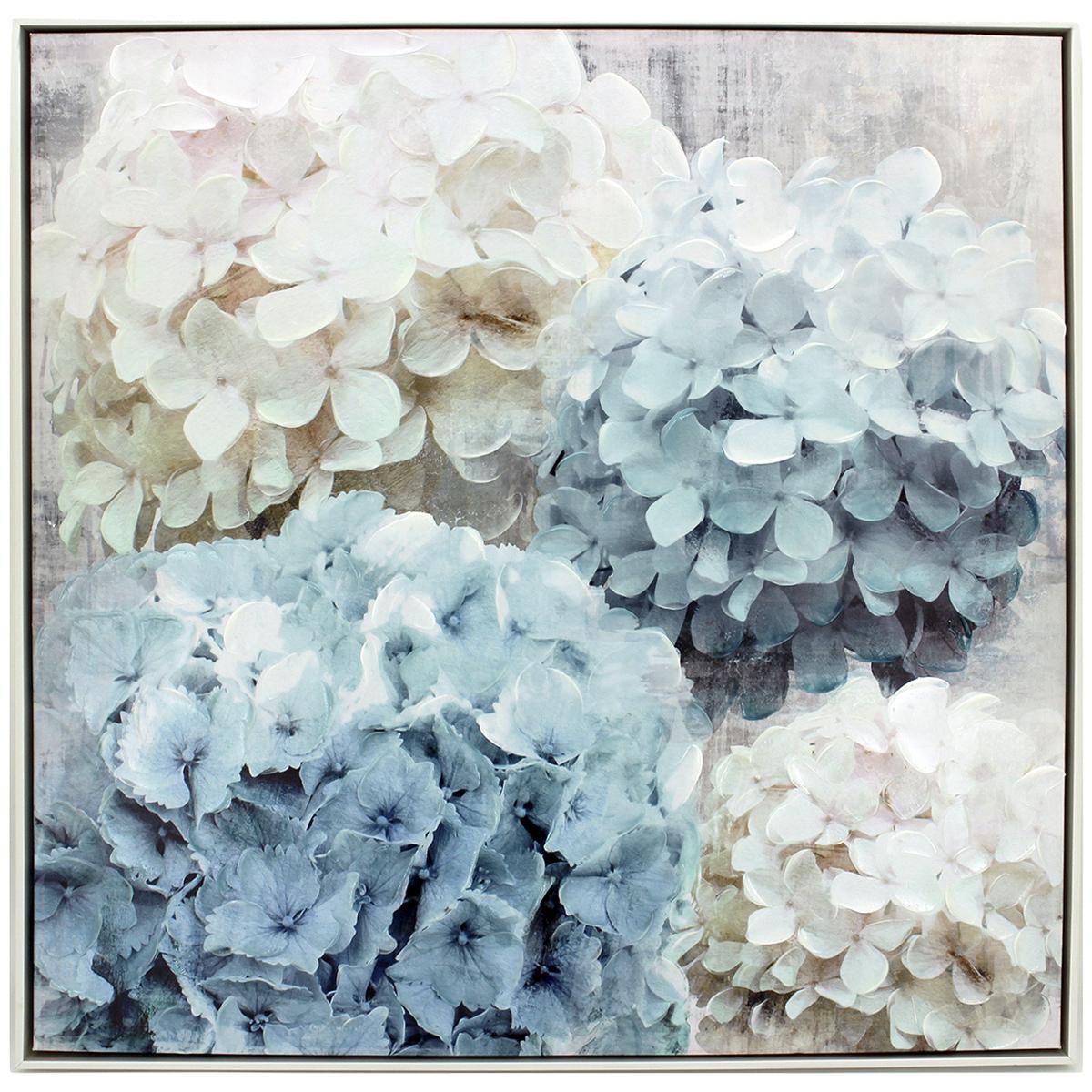 NF Living Nikko Blue painting 83x83cm image 1