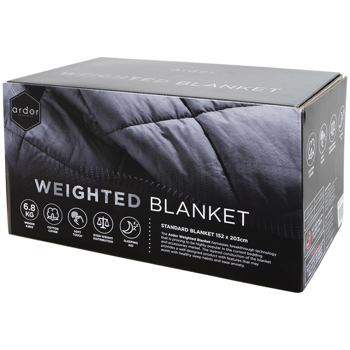 Ardor Home Weighted Blanket 6.8kg image 6