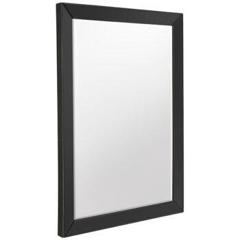 Hudson Living Luna Rectangle Black Mirror 915 x 610mm image 1